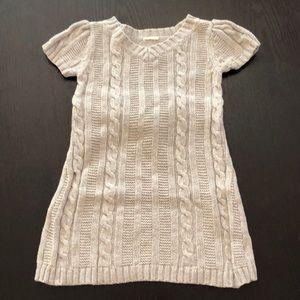Knit Sweater Dress 2T